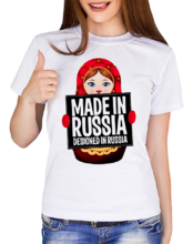 "Футболка ""Made in Russia""_32012"