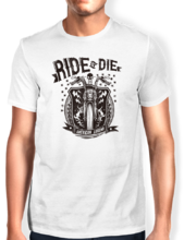 "Футболка ""Ride or die""_82014"